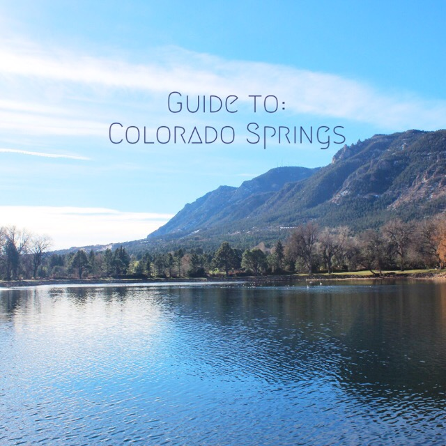 Guide to Colorado Springs