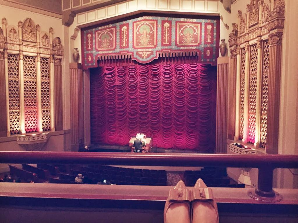 Stanford Theatre in Palo Alto plays all the classics
