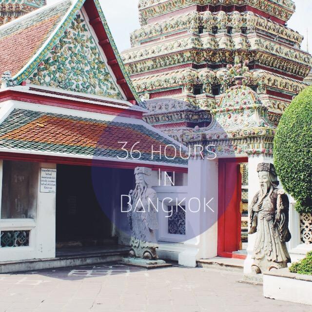 City Guide to Bangkok, Thailand