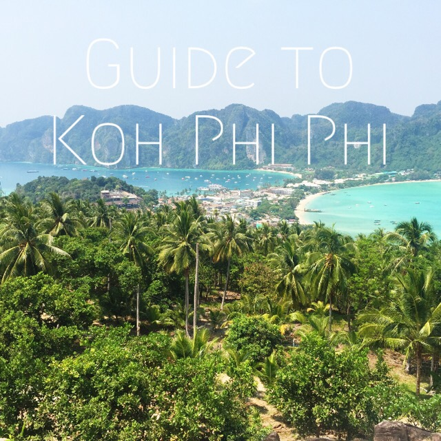 Guide to Phi Phi, Thailand (2)